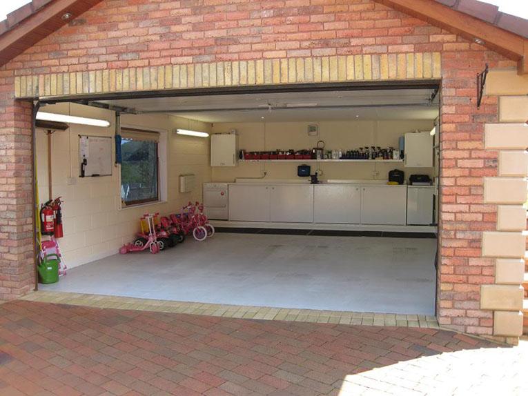 Как сделать хороший гараж 11