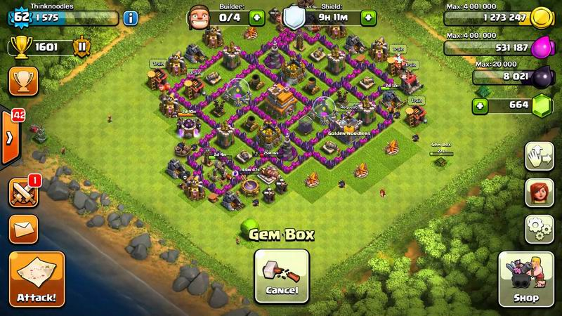 Clash of Clans скриншот 3