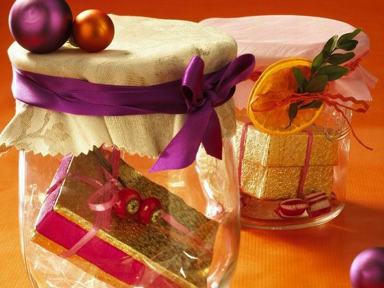 Как сделать на новый год подарок своими