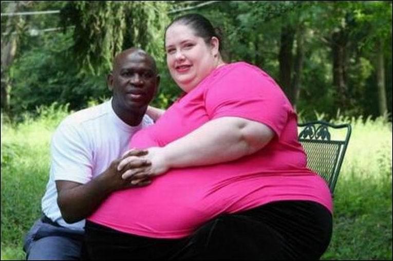 фото жирних товстих баб