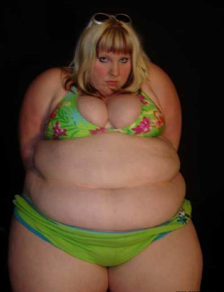 Толстух фото жирных