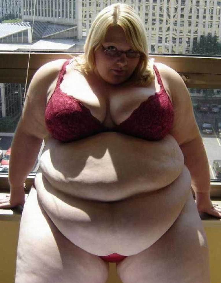 Толстые и жирные тётки