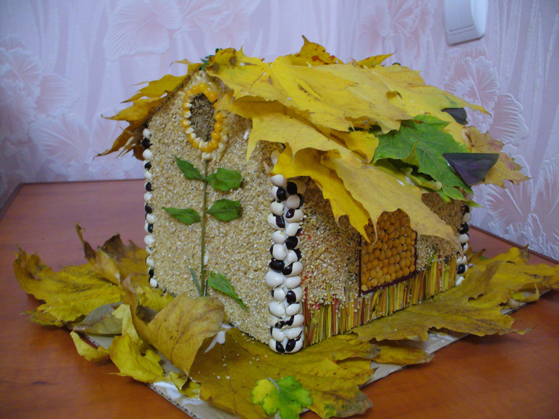 Поделки как сделать на тему осень