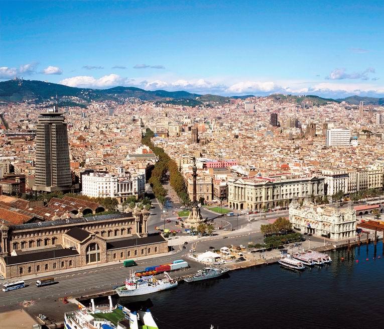 Недвижимость в испании город барселона