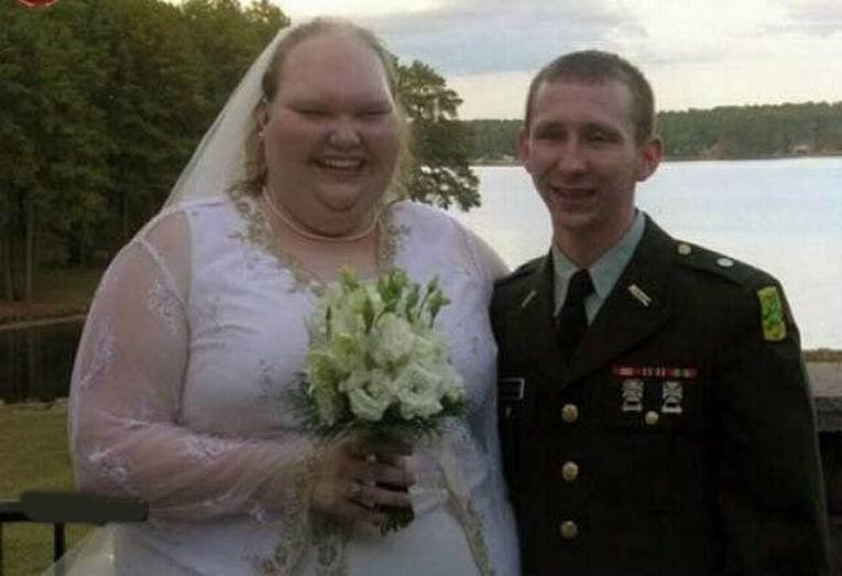 самые страшные фото невесты