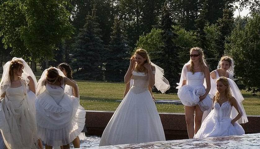 бухие невесты фото