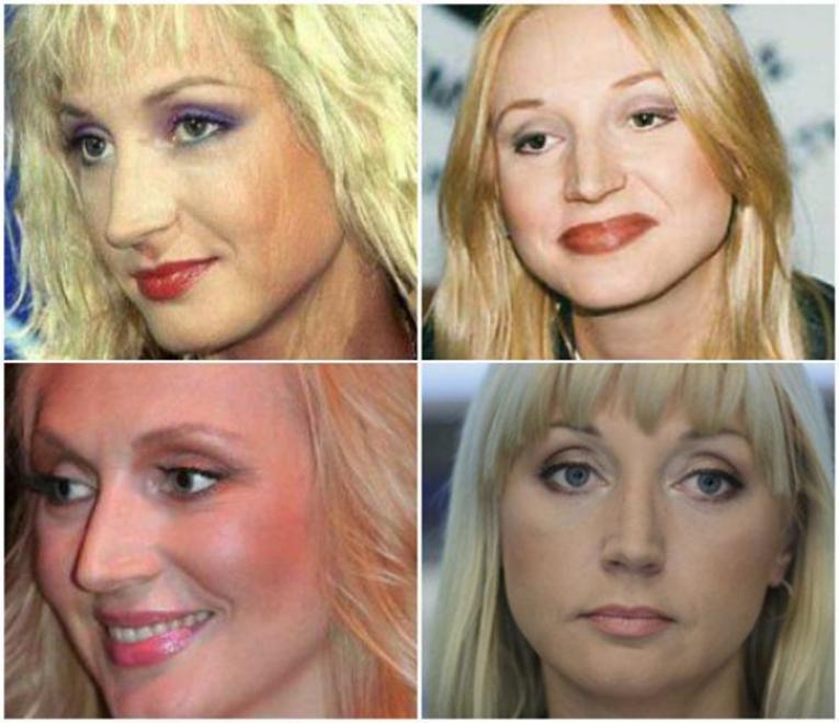 Российские звезды без макияжа 50 Фото  YouTube