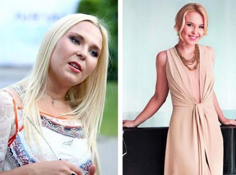 фото пелагея до и после похудения