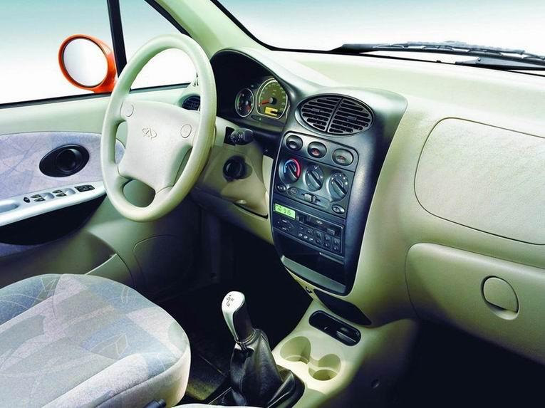 Daewoo Matiz DLX