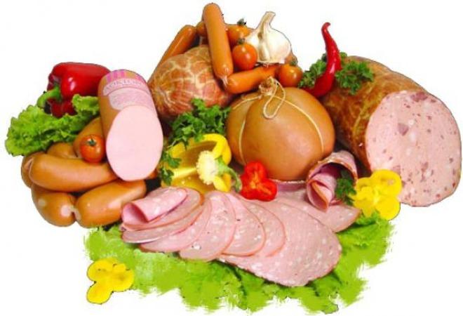Частое употребление красного мяса, сосисок и колбасы вызывают рак