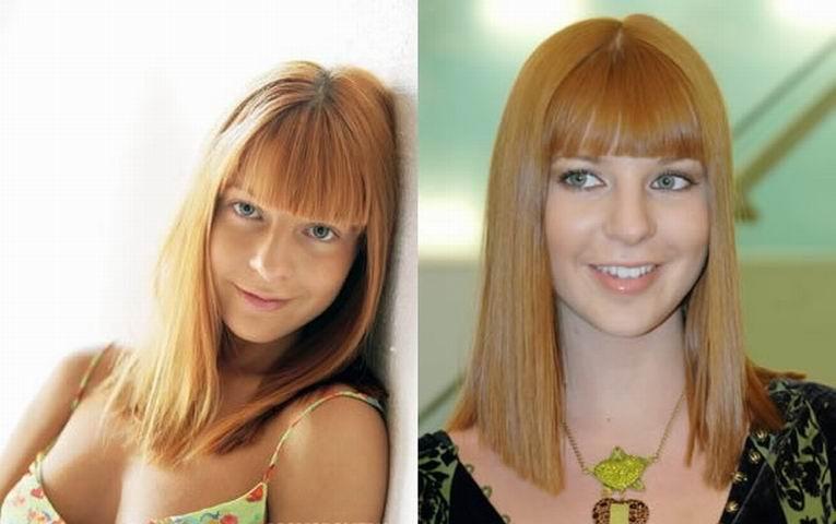 Российские знаменитости без макияжа фото 14