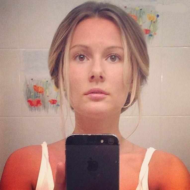 Российские знаменитости без макияжа фото 17