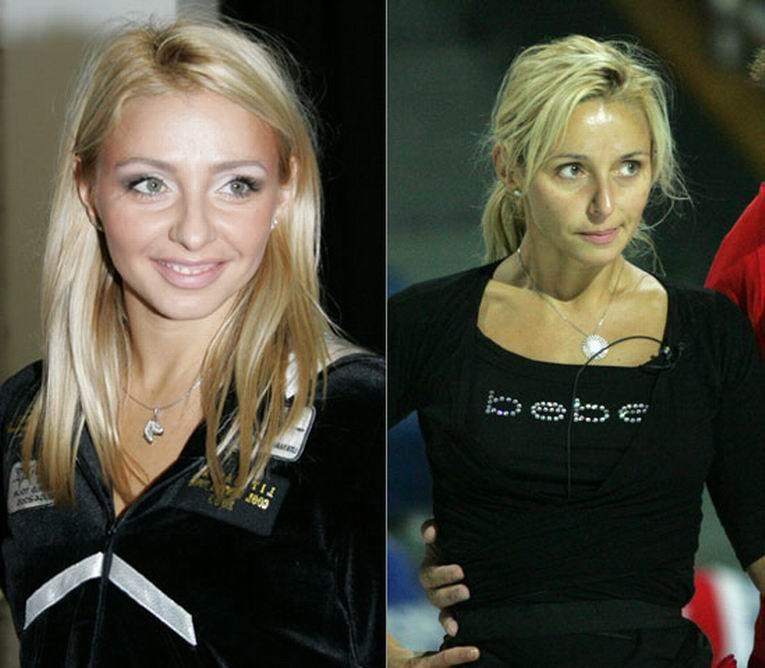 Российские знаменитости без макияжа фото 2