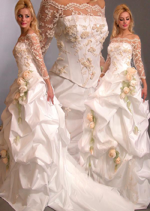 Купить свадебное платье в магазине или сшить на заказ? Плюсы и минусы двух вариантов фото