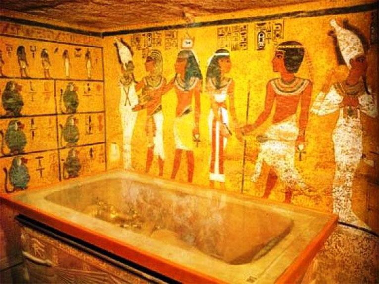 The Curse Of King Tuts Tomb Torrent: Игру Могила Тутанхамона