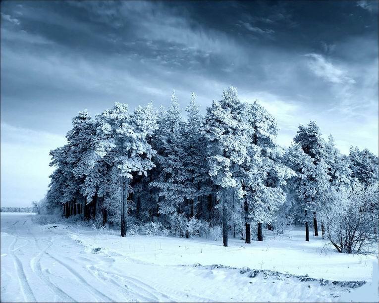 Хорошо что фото зимнего пейзажа можно
